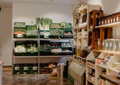 Frisches und regionales Gemüse